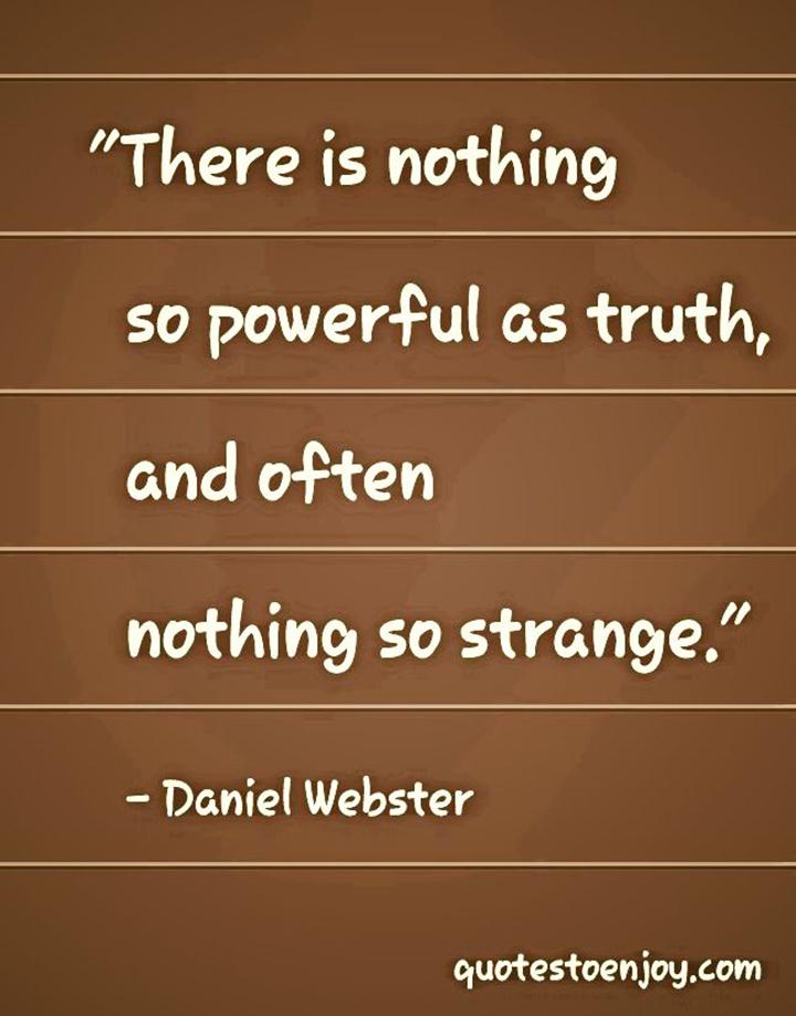 Daniel Webster Quotes