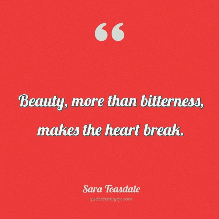 Sara Teasdale