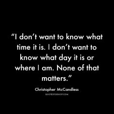 Christopher McCandless