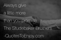 The Studebaker Brothers