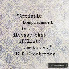 G.K Chesterton