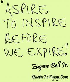 Eugene Bell Jr.