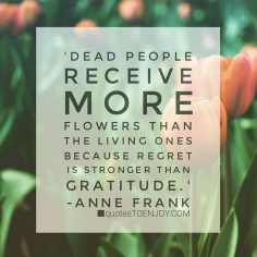 Anne Frank: quote
