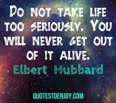 Elbert Hubbard