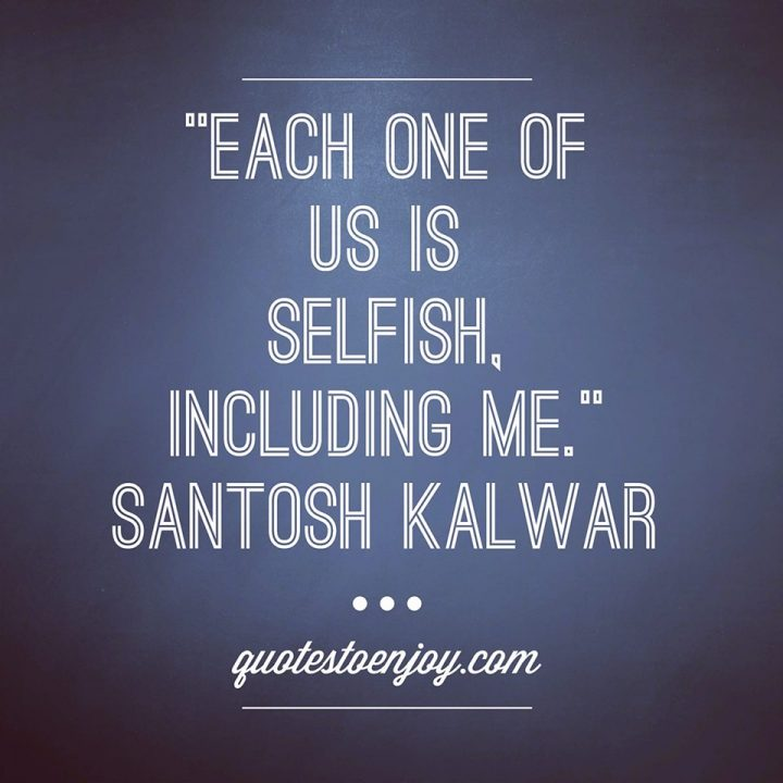 Santosh Kalwar