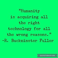 R. Buckminster Fuller