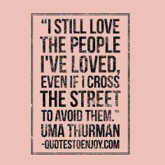 Uma Thurman