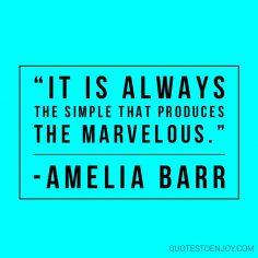 Amelia Barr