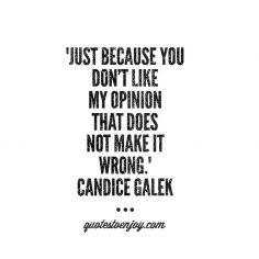 Candice Galek