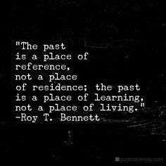 Roy T. Bennett