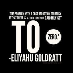 Eliyahu Goldratt