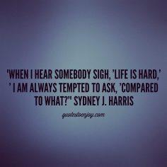 Sydney J. Harris