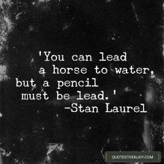 Stan Laurel